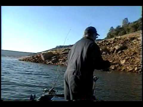 New melones lake bass fishing stikman modesto ken blansit for New melones fishing report