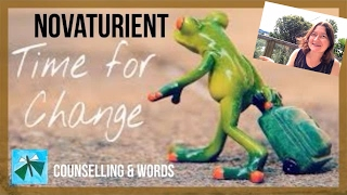 novaturient   time for change