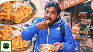World Famous Paneer Pakode Malhotra Sweets, Asli Dosa & More | Patiala | Indian Street Food
