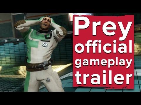 Prey Gameplay Trailer - Quakecon 2016