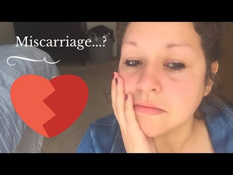 Miscarriage...?