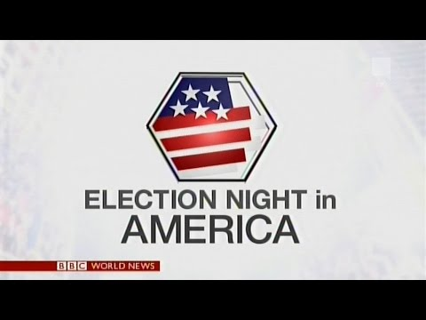 BBC World News: Election Night in America 2016 Open