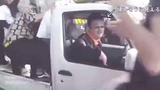 【衝撃の真実】渋谷ハロウィン 2018 軽トラ事件 運転手おっさん「乗れ乗...