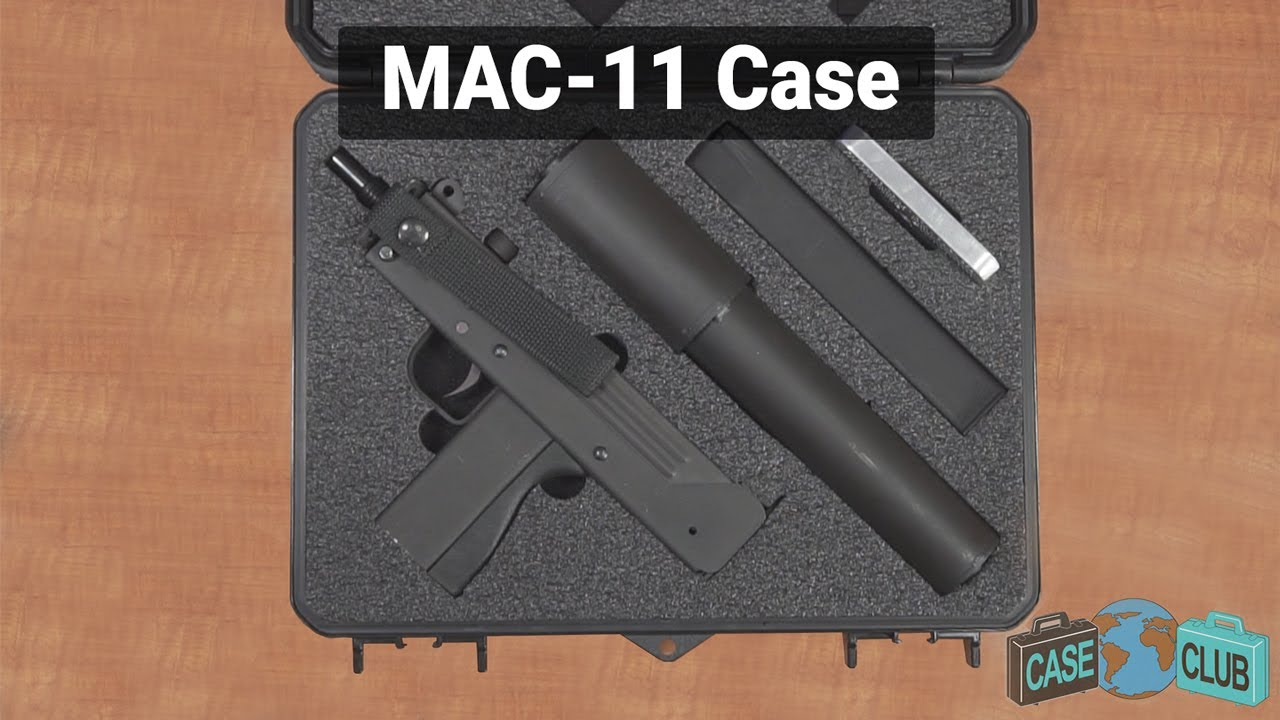 Case Club MAC-11 Case - Overview - Video