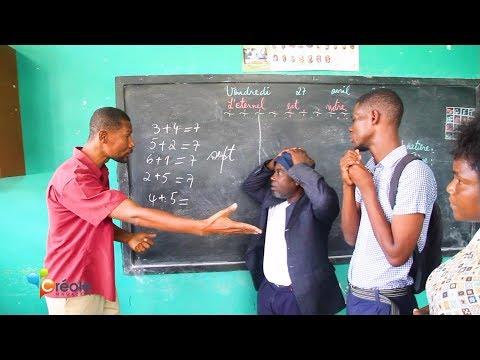 Haiti School Vs
