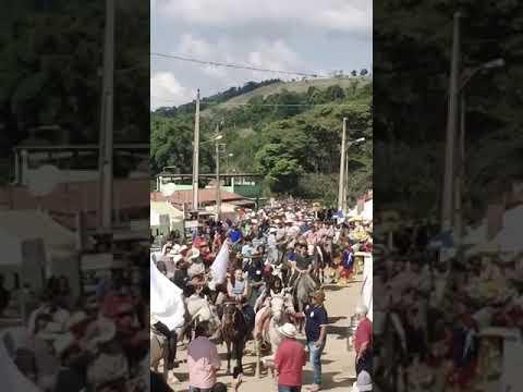 Calvogada São Jose operario  2018(Moreiras Carandaí mg)