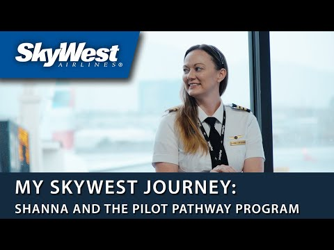 My SkyWest Journey: Shanna and the Pilot Pathway Program