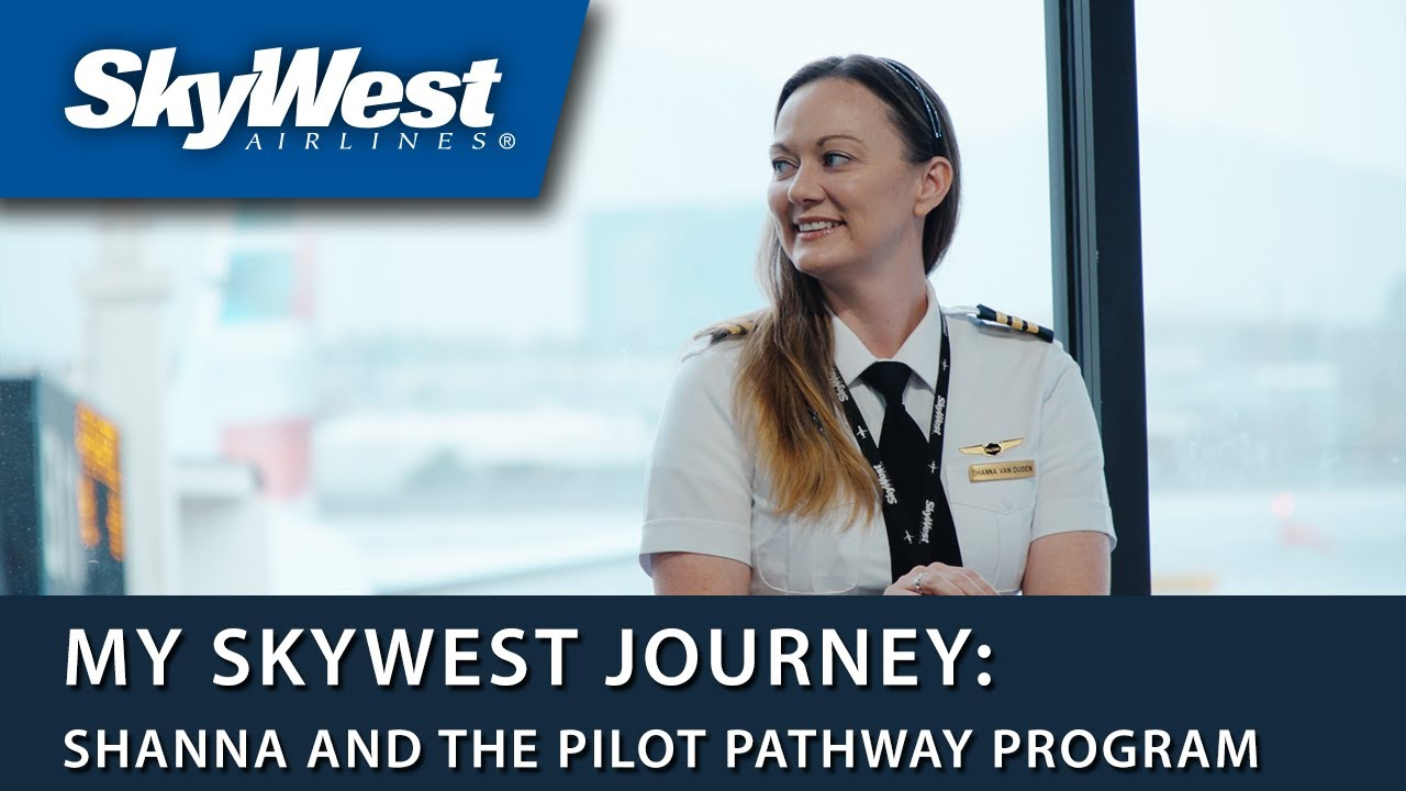Pilot Pathway Program » SkyWest Airlines