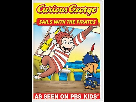 Opening To Curious George Sinks With The Pirates