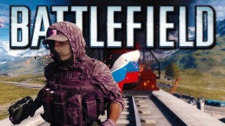 Battlefield 4 Adventures - EOD Bots, Squad Up, Segways, Rest in Pieces! (Funny Moments)