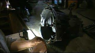 Замена сцепления Fiat Ducato