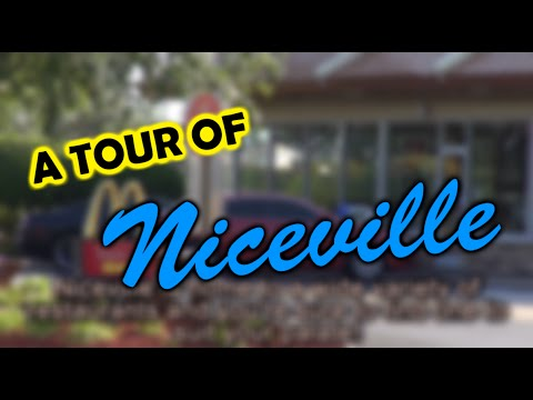 A virtual tour of Niceville, Florida