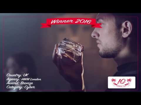 Winners 2016 Cannes Lions