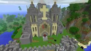Minecraft // Hastings Castle & St. Marys Cathedral // MGS Project