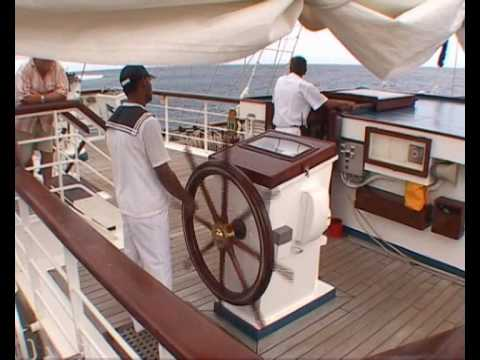 Huahine Island tour in  French Polynesia 2008 .wmv