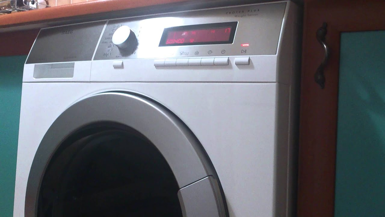 full 1400rpm last spin aeg lavamat l88489fl washing machine youtube. Black Bedroom Furniture Sets. Home Design Ideas