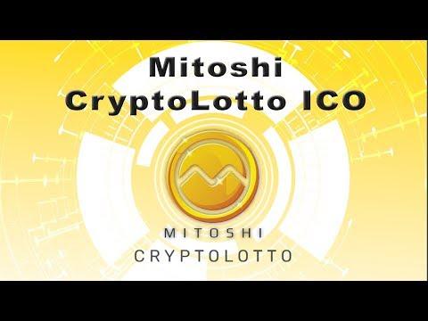 Kết quả hình ảnh cho Mitoshi CryptoLotto ICO review
