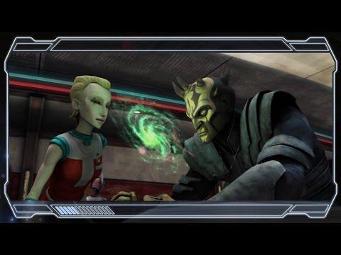 Star Wars The Clone Wars Season Four: Deleted Scenes