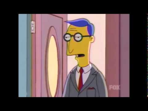 Simpsons Lawyer Disney Reference