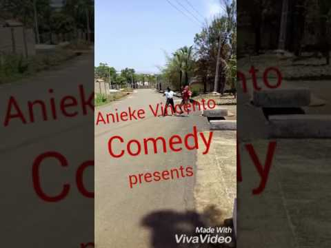 Anieke Vincento Comedy: Nshiko & Akwara...Easter Message