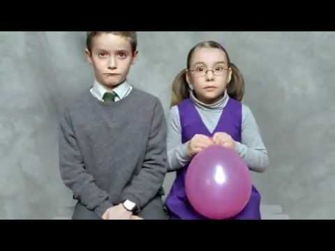 Cadburys 'Eyebrow Dance'