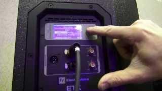 NEW EV ETX Series Loudspeakers