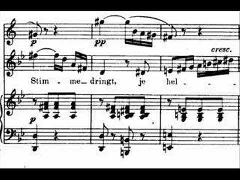 """Schubert """"Der Hirt Auf Dem Felsen"""" Elly Ameling (Part II )"""
