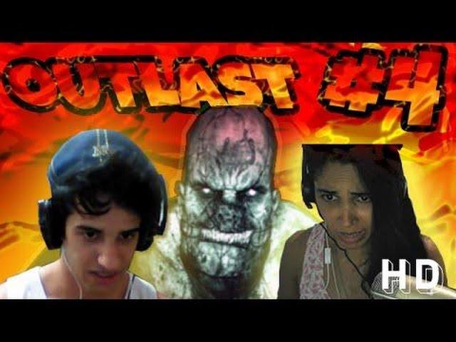 Outlast #4: Terror, Facecam (game No Pc Em Português Pt-br R9 280+fx8320