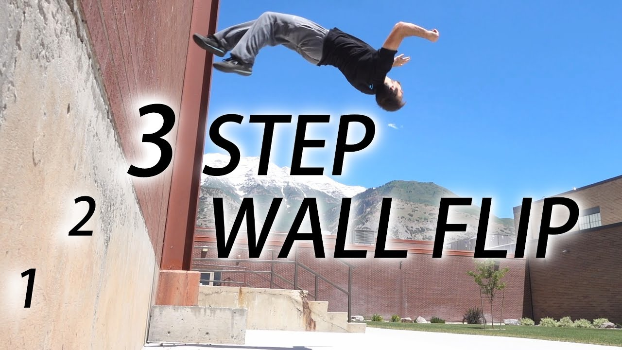 parkour wall flip - photo #33