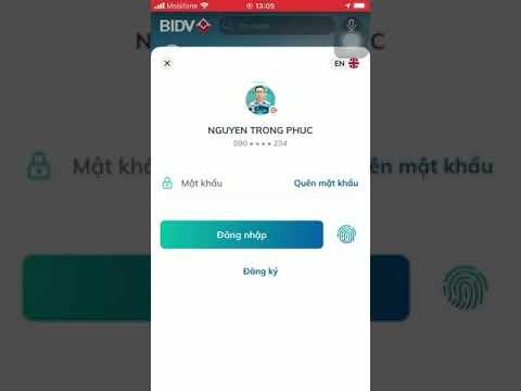 Hướng Dẫn Chuyển Tiền Qua SĐT Trên BIDV Smart Banking | Xuan Hong DiSale