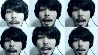 音楽グループ「空中カメラ」の中村 竜による30秒アカペラ。 松田聖子「...