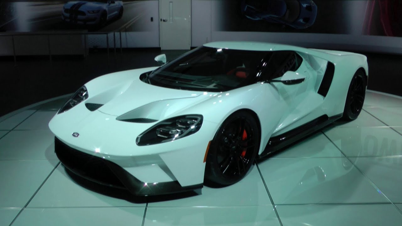 Ford Gt Future Owner Audition Video
