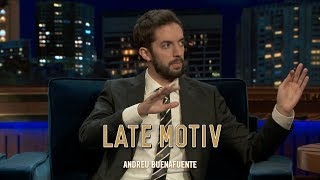 "LATE MOTIV - David Broncano. ""Amocher"" 