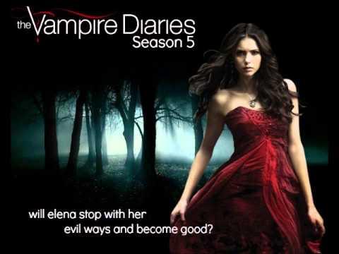 The Vampire Diaries season 5 episode 22 soundtrack ( Wings-Birdy)