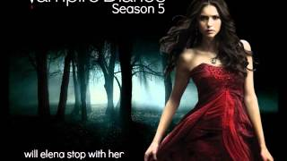The Vampire Diaries season 5 episode 22 soundtrack ( Wings-Birdy)