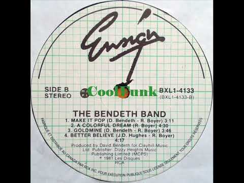 The Bendeth Band - Make It Pop (1981)