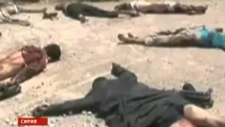 Последние новости - Сирия  Башар Асад берет боевиков в кольцо