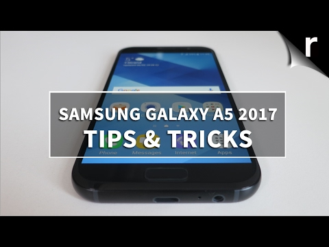 Samsung Galaxy A5 (2017) Tips, Tricks and Hidden Features