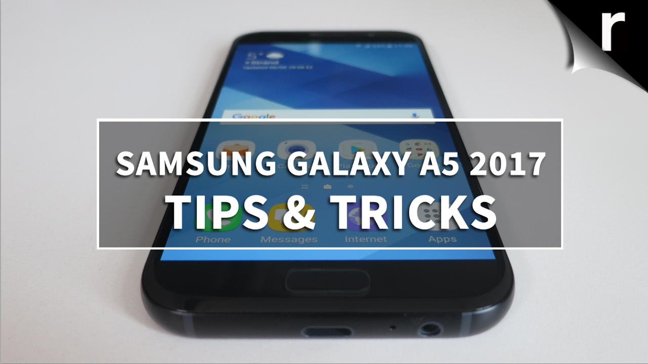 samsung galaxy a5 2017 tips tricks and hidden features. Black Bedroom Furniture Sets. Home Design Ideas