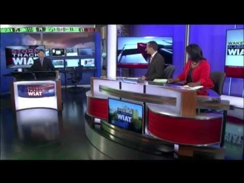STEPHEN HAUCK - NEWS ANCHOR