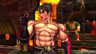 Street Fighter X Tekken Arcade Mode Jin Xiaoyu Pt 1 2