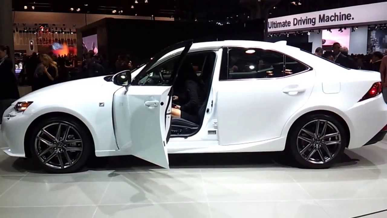 lexus is250 f sport awd 2014 hd close up youtube. Black Bedroom Furniture Sets. Home Design Ideas