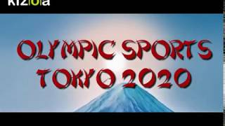 TOKYO 2020 OLYMPIC SPORTS