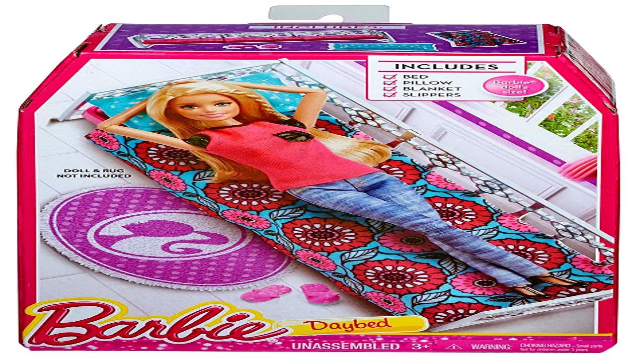 My style barbie house