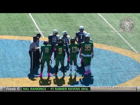 AYF WEEK 6 14u CENTRAL VIRGINIA HURRICANES vs MOHO CO LIONS