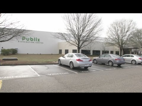 Publix distribution center open