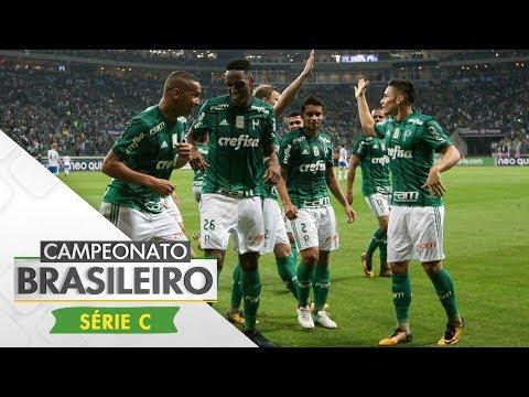 Melhores momentos - Palmeiras 2 x 0 Avaí - Campeonato Brasileiro (29/07/17)