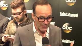 Marvel's Agents of S.H.I.E.L.D.: Clark Gregg on Season 2