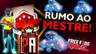 LIVE ON - RUMO AO MESTRE SQUAD - RECRUTAMENTO 7Â