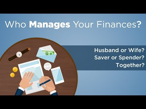Who Manages Your Finances?